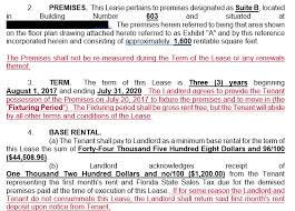 lease abstract template lease abstracting a complete tenant guide lease ref