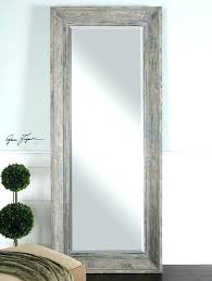 stand up full length mirror wall mirrors stand up wall mirrors large stand up wall mirror master retreat full length full length standing mirror