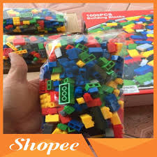 Giá Sỉ] BỘ ĐỒ CHƠI XẾP HÌNH LEGO 1000 CHI TIẾT CHO BÉ