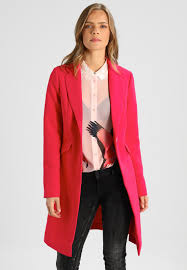 guess eugenia coat classic women clothing coats wool candy apple pink reble site guess