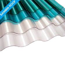 clear corrugated roofing sheets