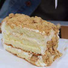 This pumpkin crunch coffee cake is super simple to make using yellow cake mix and is topped with a sweet drizzle. Yasukochi S Sweet Stop 637 Photos 677 Reviews Bakeries 1790 Sutter St San Francisco Ca Phone Number Yelp