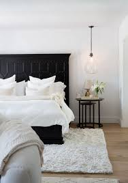 white room with black furniture. Best 25 Black Headboard Ideas On Pinterest Sofa Bed 3 And White Bedroom Furniture Room With