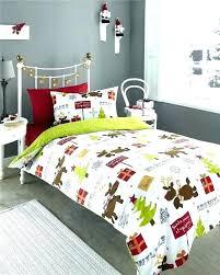 post construction bedding twin trucks set lovely kids blue for boys comforter sham olive bed construction bedding set