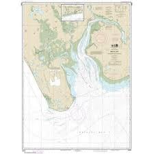 Home Page Navigational Charts Noaa Charts For U S Waters Alaska Charts Noaa Chart 16322 Bristol Bay Nushagak B And Approaches