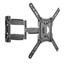 cosmos electronic multi directional tv wall mounting bracket from 23 55inch scheda tecnica stampabile