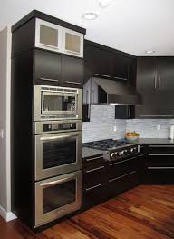 wall mount oven in kitchen cabinets design images microwave nelson f c and decorations 12