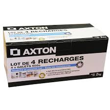 beautiful lot de recharges galet pour absorbeur duhumidit axto with leroy merlin peinture anti humidit