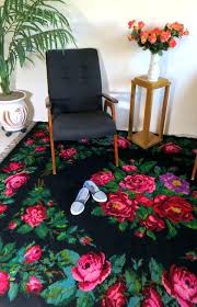 roses area rug a rose by any other name would be our aptly dubbed rose tufted rug crafted in from high quality wool each rug is tufted and carved by hand