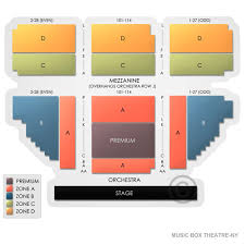 Music Box Theatre New York Seating Chart Dear Evan Hansen New York Tickets 12 21 2019 8 00 Pm