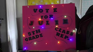Clever Student Council Campaign Posters With Funny Plus Poster Ideas