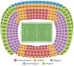 Buy Real Madrid Cf Tickets Seating Charts For Events