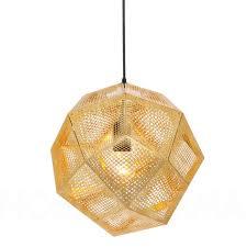 tom lighting. Tom Dixon Etch Shade Pendant Lamp Lighting