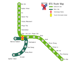 bangkok mass transit system Bts Map 2017 besides the bts, bangkok's rapid transit system includes the underground and elevated mrt railway lines, and the elevated suvarnabhumi airport link (sarl), bts map 2017 bangkok