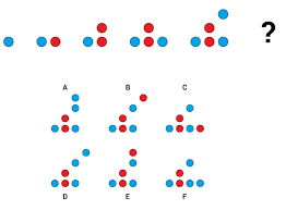 What Is A Pattern Gorgeous Pattern What Is The Next Symbol Puzzling Stack Exchange
