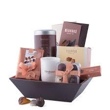 neuhaus hot chocolate treats