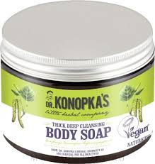 Dr. Konopka's Deep Cleansing Thick Body Soap - <b>Густое мыло для</b> ...