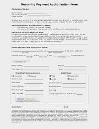 recurring payment authorization form template credit card what is an ach form png 1236x1601 credit