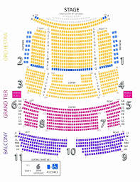 Wolftrap Seating Chart 52 Valid Wilbur Theater Seating Chart With Seat Numbers