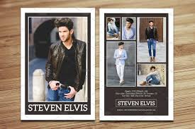 Well Known Composite Cards For Modeling Template Rm26