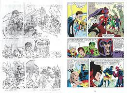 Small Picture Coloring Book Comic Book Coloring Coloring Page and Coloring