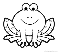 frog pictures to print. Plain Frog Throughout Frog Pictures To Print