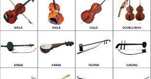 Arbab juga pernah berkembang di daerah pidie, aceh besar dan aceh barat. 17 Alat Musik Gesek Lengkap Gambar Dan Penjelasan Redaksiweb