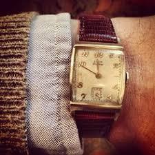 exquisite men s 1927 elgin wrist watch elgin watches vintage elgin