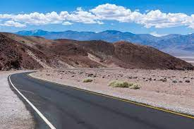 Death Valley National Park in Amerika ...