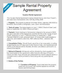 13+ Best Rental Agreement Templates | Free & Premium Templates