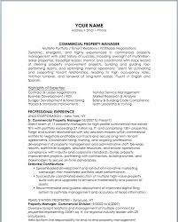 sample resume for apartment manager property management resume sample property manager resume property