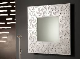 Mirrors Decoration On The Wall How To Make Nice Looking Mirror Wall Decor  The House Decor Designs