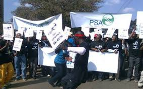 wage negotiations process sa labour union govt sign three year wage agreement