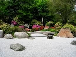 Zen Gardens Tsubo En Is A Private Japanese Zen Buddhist Garden Of The