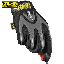 Mechanix M Pact Size Chart Mechanix Wear M Pact Gloves Black
