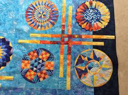 Dream Catcher Quilt Pattern Round the Year quilt betukbandi 42