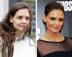 18 stars without make up natural beauty or full face which looks better