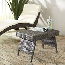 elegant outdoor furniture. patio side table foldable wicker coffee tables sturdy elegant outdoor weather resistant pool standing folding furniture r