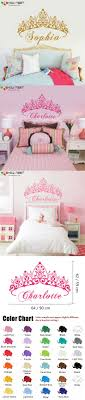 Princess Wall Decorations Bedrooms 17 Best Ideas About Bedroom Wall Stickers On Pinterest Wall