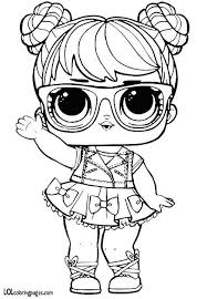 Lol Dolls Coloring Pages New Lol Surprise Coloring Pages Pictures Of