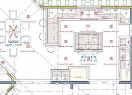 How To Plan A Kitchen Design Kitchen Floor Plans 15843
