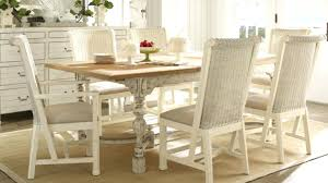 Dining Chair White Cottage Dining Room Set Rustic Cottage Dining