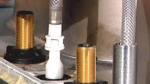 Replacing Kitchen Sink Sprayer Hose Best Mattress Kitchen Ideas
