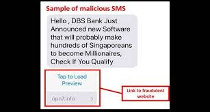 Beware Of Dbs, Ocbc Phishing Scams: Police - Channel Newsasia