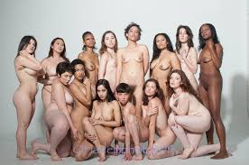 Naked women all sizes