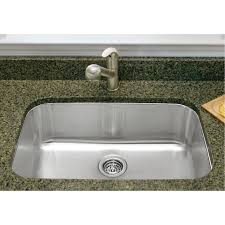 Kraus KBU14 3112 Inch Undermount Single Bowl 16gauge Stainless Deep Bowl Kitchen Sink