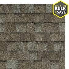Oakridge Shingles Color Chart Oakridge 32 8 Sq Ft Driftwood Laminated Architectural Roof Shingles
