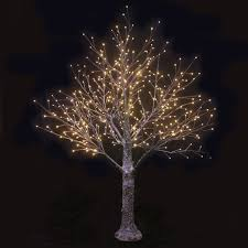 Beautiful Christmaswedding Snow Cover Prelit Decorative Led Twig Decorative Twig Tree