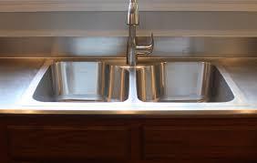 laundry room countertop stainless steel drop in sink drop in sink