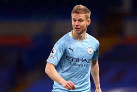 Manchester City make decision over Alex Zinchenko's future